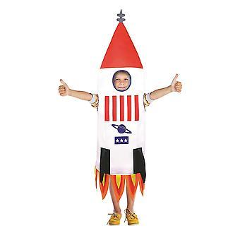 Bristol Novelty Childrens/Kids Rocket Ship Costume