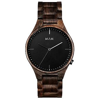 Mam Watches Volcano Watch for Women Analog quartz Japanese with bracelet from Other 610