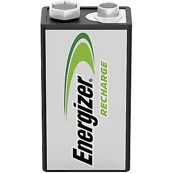 Energizer Power Plus 6LR61 9 V / PP3 battery (rechargeable) NiMH 175 mAh 8.4 V 1 pc(s)