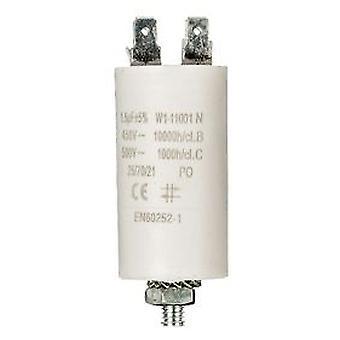 Fixapart Condensatore 1.5uF / 450 V + Terra (Bricolage , Elettricità)