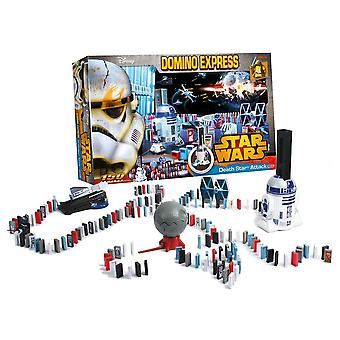 Domino Express Star Wars Death Star attacco