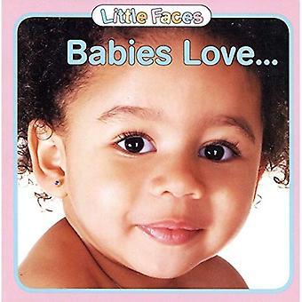 A los bebés les encanta
