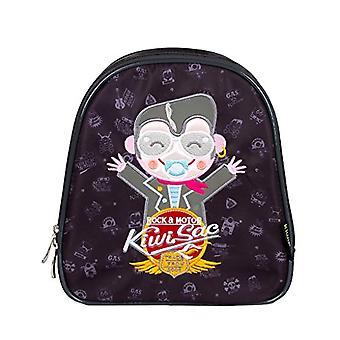 Kiwisac Children's backpack - black (Black) - 08436539756699