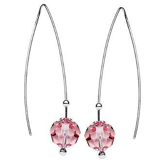 InCollections - Women's earrings with Swarovski crystal - silver sterling 925 - cod. 502V268160340