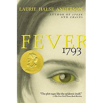 حمى-1793 لوري هالسي أندرسون-كتاب 9780689848919