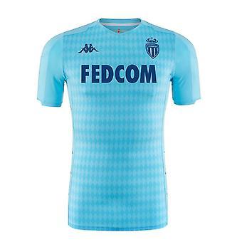 2019-2020 AS Monaco Kappa Third Shirt