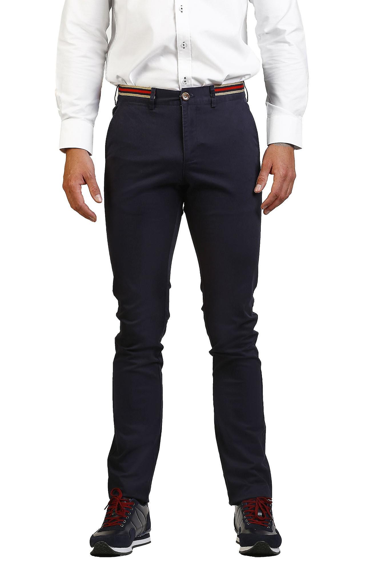 Pantalon Hombre The Time Of Bocha JI1PPOLO-11-Marino 710