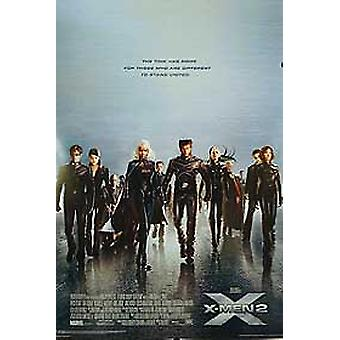 X-Men 2 X2 (Single Sided Regular Reprint) Reprint Poster
