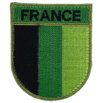 Patch Ecusson Brode Opex Tap Scratch InsignFrance Armee Militaire Airsoft