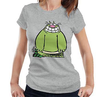 Grimmy Sumo Grin Women's T-Shirt