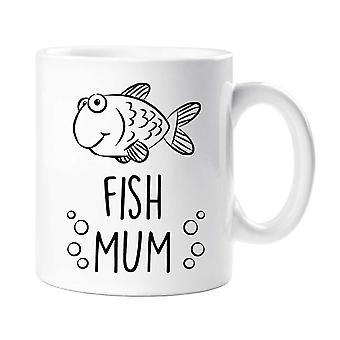 Fish Mum Mug