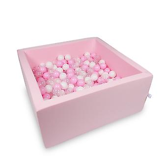 XXL Ball Pit Pool - Powder Pink #65 + bag