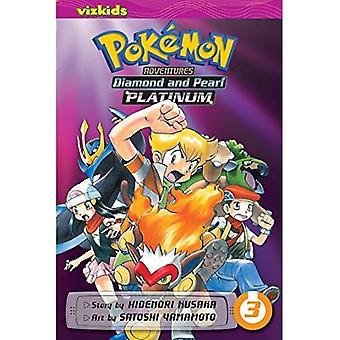 Pokemon eventyr: Diamond og Pearl/Platinum, Volume 3