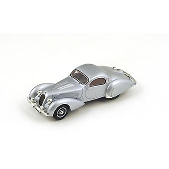 Talbot Lago T23 F and F Teardrop Coupe Resin Model Car