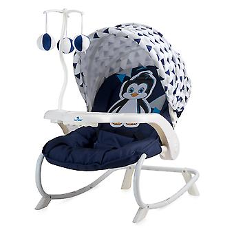 Lorelli Baby Rocker, Baby Rocker DREAM TIME Mobile, Table, Sunroof, Adjustable