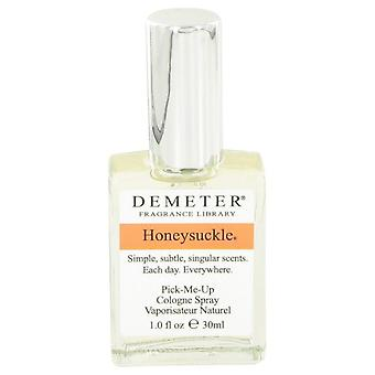 Demeter honeysuckle colonia spray por demeter 436164 30 ml