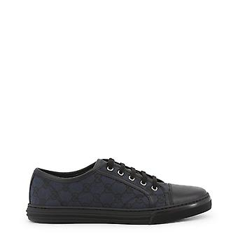 Gucci women's sneakers, blue 1948