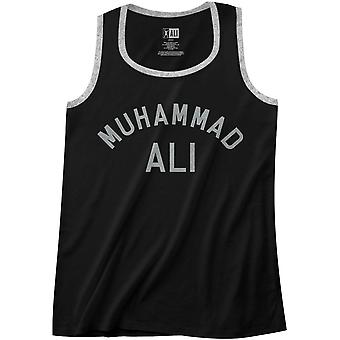 Amerikanske klassikere Muhammad Ali Tank Top - Sort / Grå Heather