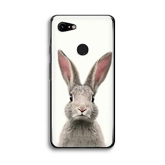 Google Pixel 3 Transparent Case (Soft) - Daisy