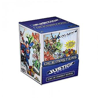 DC Comics Justice League Dice Masters Board Game