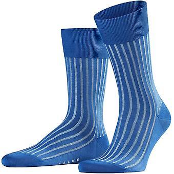 Falke Shadow Socks - Paris Blue