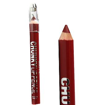 Technic Chunky Thick Lip Liner Creion Dark Red