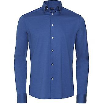 Eton Slim Fit Pique Shirt