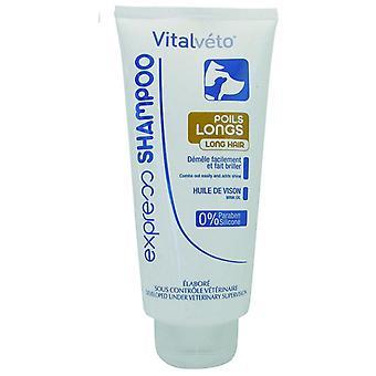 Vitalvéto Express Shampoo Long Hair 300Ml Dog (Dogs , Grooming & Wellbeing , Shampoos)