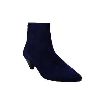 Stuart Weitzman Womens PYRAMID Fabric Pointed Toe Casual Espadrille Sandals