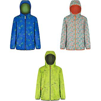 Regatta Great Outdoors Childrens/Kids Printed Lever Pixel Jacket