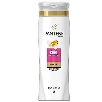 Pantene pro-v curly hair series dry to moisturized shampoo, 12.6 oz