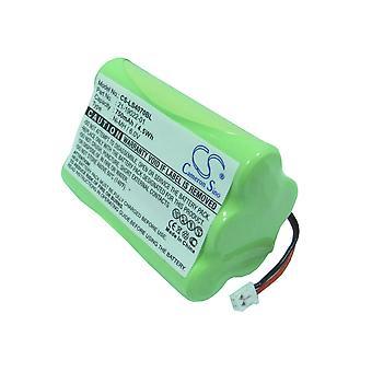 Battery for Motorola Symbol 21-19022-01 H4071 LS4070 LS4071 LS4074 LS7075 LS4075