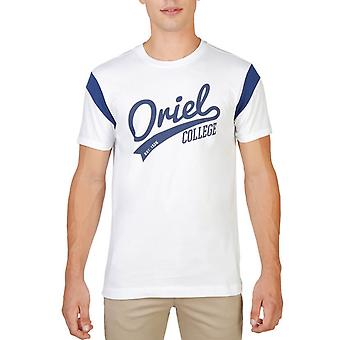 Oxford University Original Men All Year T-Shirt - White Color 55654