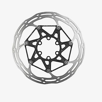Sram Disc Rotors - Rotor Centerline 2 Piece Black (inclusief Ti Rotor Bolts) Afgerond