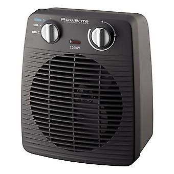 Portable fan heater rowenta so2210 2000w black