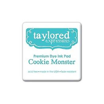 Taylored Expressions Premium Ink Pad Cookie Monster (TEIDM12)