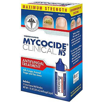 Woodward's mycocide clinical ns antifungal treatment, 1 oz