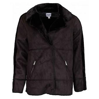Saint Tropez Faux Shearling Jacket