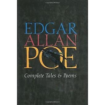 Edgar Allan Poe Complete Tales & Poems Book