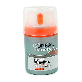 Men expert hydra energetic daily anti fatigue moisturising lotion 110936 50ml/1.6oz