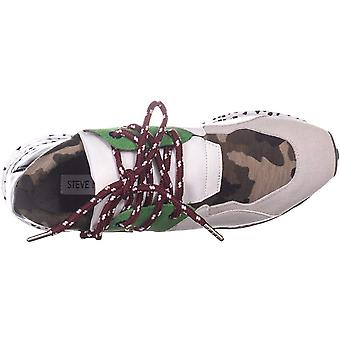 Steve Madden Frauen's Cliff Sneakers Camo Multi Größe 5,5 M