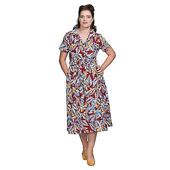 Banned Hawaiian Days Dress