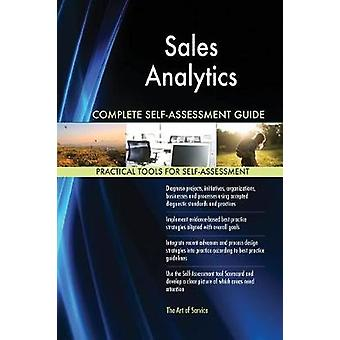 Sales Analytics Complete SelfAssessment Guide by Blokdyk & Gerardus
