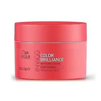 Farebný chránič krém Invigo Blilliance Wella/500 ml
