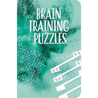 Brain Training Puzzles by Eric Saunders - 9781789507775 Book
