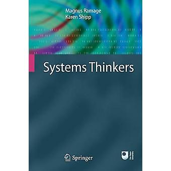 Systems Thinkers by Magnus Ramage - Karen Shipp - 9781848825246 Book