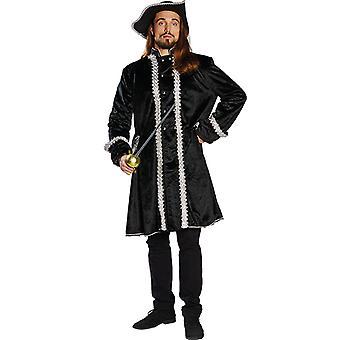 Pirat Płaszcz męski strój pirata pirat karnawał