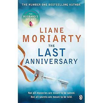 O último aniversário por Liane Moriarty - livro 9781405918510