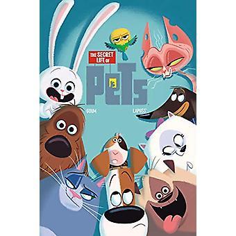 The Secret Life of Pets by Stephane Lapuss - 9781787732179 Book