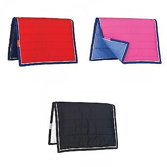 Cottage Craft Reversible Cushion Saddle Pad